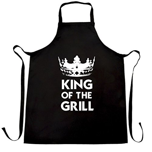 9e729287 Funny Cooking Chefs Apron King Of The Grill Novelty Slogan Black One Size.  January 16, 2019. I don't sell propane, but I do use it!